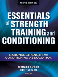 afbeelding bij Essentials of Strength Training and Conditioning 3e editie