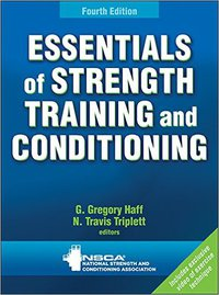 afbeelding bij 4e editie Essentials of Strength Training and Conditioning